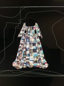 Fabric in Fashion Projection Mapping – MW19 | Boston on